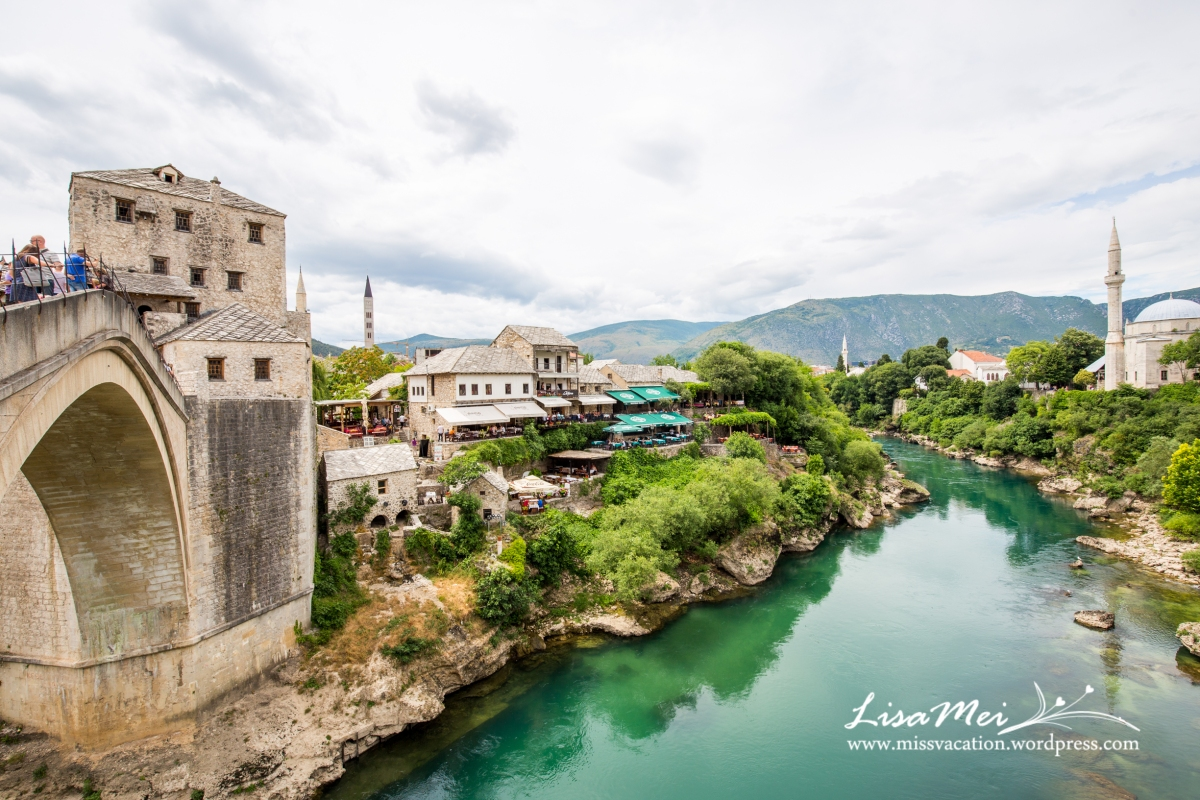 Day Trip to Mostar, Bosnia and Herzegovina